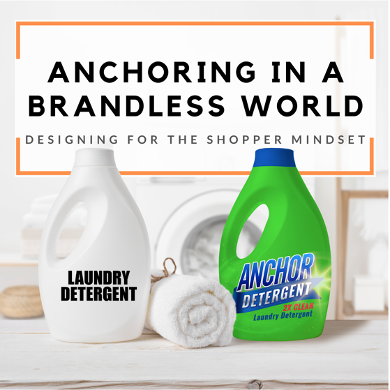 Anchoring in a Brandless World SellCheck